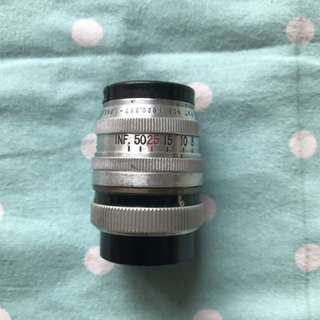 CCTV Kodak 25mm