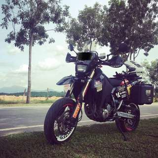DRZ400SM 2009 for sale