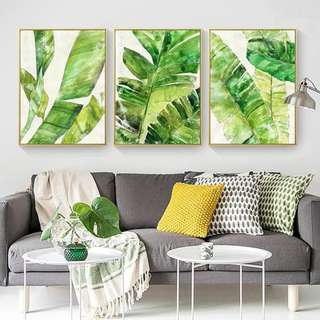 Decorative painting for living room