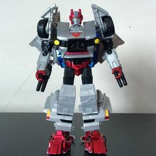 TRANSFORMERS - Generations - 30th Anniversary - Deluxe Class - IDW - Autobot CROSSCUT Action Figure