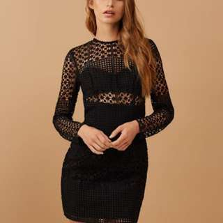 KOOKAI COMO LACE DRESS