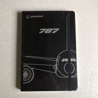 Boeing 787 Notebook
