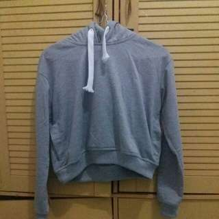 Sweater crop Grey no brand