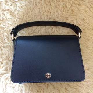 Tory Burch shoulder 黑色小袋仔
