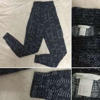 H&M basic trouser