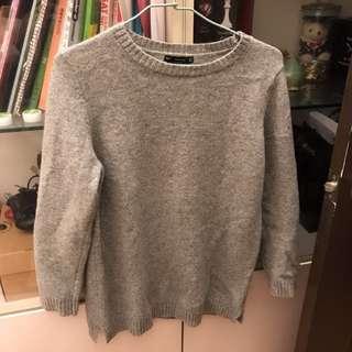 Zara 羊毛毛衣