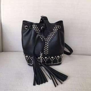Ysl Y Studs Bucket Bag