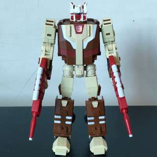 TRANSFORMERS - FANSPROJECT Function X-01 CODE (CHROMEDOME)