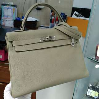 Hermes kelly 32 x stamp