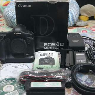 Canon EOS 1D Mark II APS-H