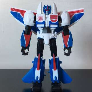 TRANSFORMERS - Robots In Disguise - Combiner Force - Warrior Class - Autobot - STORMSHOT Action Figure
