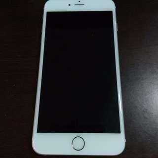 【舊愛好物 二手市集】iPhone 6 Plus 金色 16G 女用機 9成新 (無盒裝 無配件)
