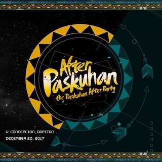 After Paskuhan 2017 tickets
