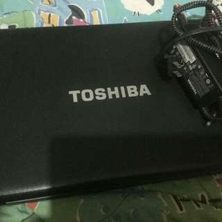 RUSH! Toshiba Laptop