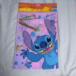 史迪仔禮物袋 stitch gift packing mini bag(6個裝)