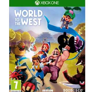 XBOX ONE - WORLD TO THE WEST