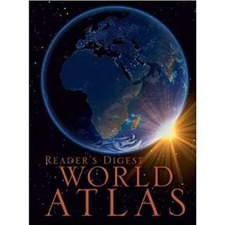 Reader's Digest : World Atlas