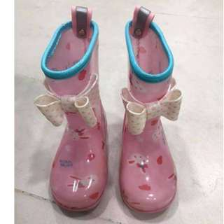 Toddler's Rain Boots