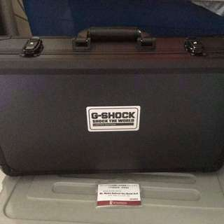 HARDCASE WATCH BOX G-SHOCK LIMITED EDITION