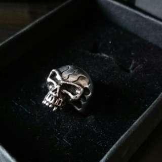 龐克 搖滾 嘻哈 金屬戒指 骷髏頭戒指