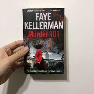 Faye kellerman murder 101