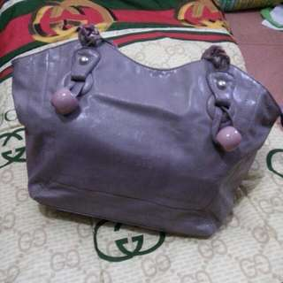 Calliope bag purple