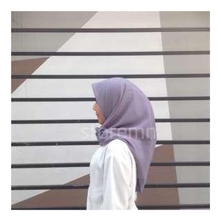 Laudya Hijab Square