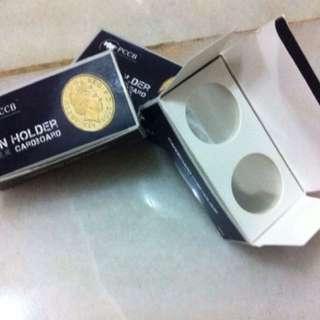 PCCB Coin Holder / PCCB 硬币纸夹