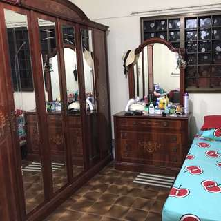 Room for rent (Common Room)