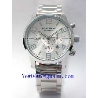 034301-3AMB 003-1S YBYO MONTBLANC TIMEWALKER CHRONOGRAPH WATCHES
