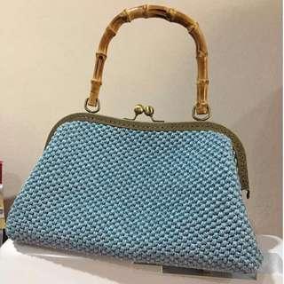 Handmade Knitting Handbag