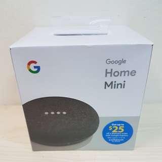 Google Home Mini ( Charcoal )