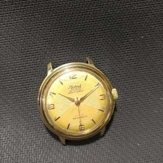中古上鍊手表,正常運行