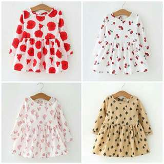 Baby Girl Dolly Dress /Tops/ Blouse
