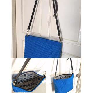 Handmade Knitting Handbag