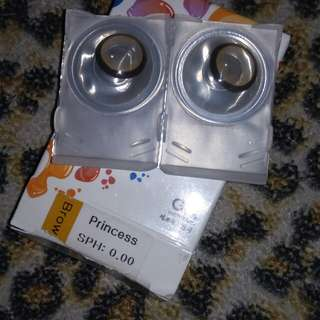 Softlens gel princess