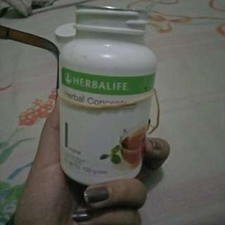 Herbalife Tea Thermo