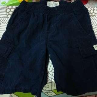 Short for boy