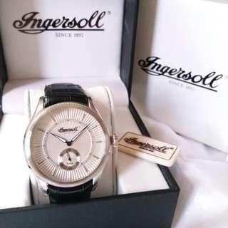 全新正品Ingersoll 男裝手錶Watch INQ033SLSL