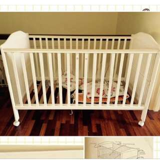 Baby Cot from Twins Baby