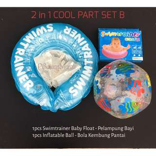 2 in 1 Cool Party B