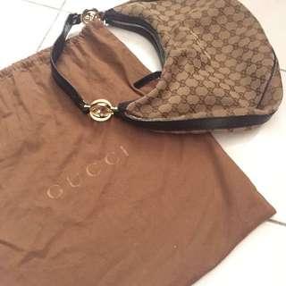 Gucci Hobo Shoulder Tote