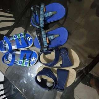 sandals take all