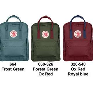Kanken Bag 100% Original