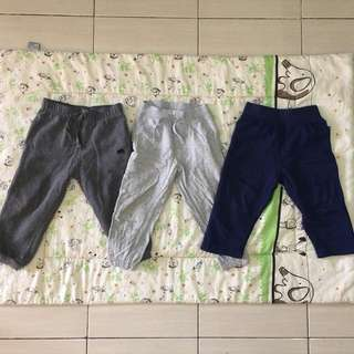 KIDS CASUAL PANTS