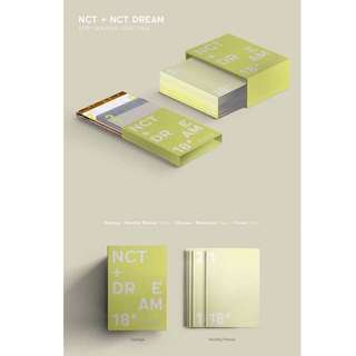 NCT + NCT DREAM 2018 Seasons Greeting