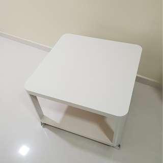 CoffeeTable (TINGBY), White, 64*64 cm