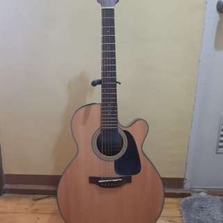 Takamine GX18CE-NS with Gig Bag