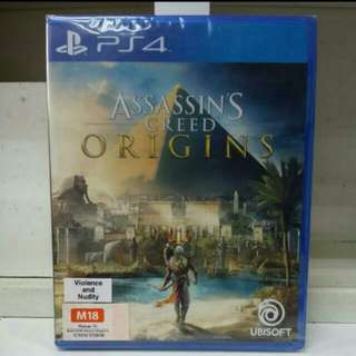 PS4 Assassin Creed Origins Deluxe Edition