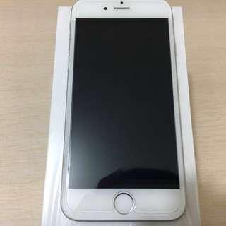 iPhone 6 銀 64GB Silver